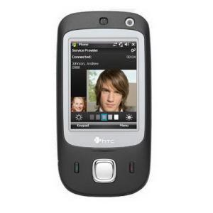 Pda htc touch dual