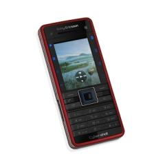 Telefon mobil Sony Ericsson C902