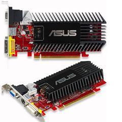Placa video Asus ATI Radeon HD 3450, 512 MB