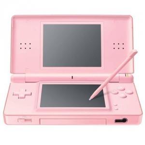 Consola nintendo ds lite pink