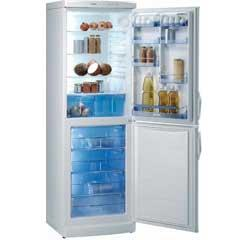 Combina frigorifica gorenje rk6355 w