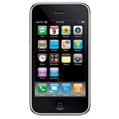 Telefon mobil Apple iPhone 3G, 16 GB, White-10818