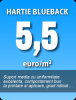 Print hartie blueback