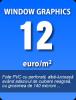 Print window graphics   imprimare one way vision