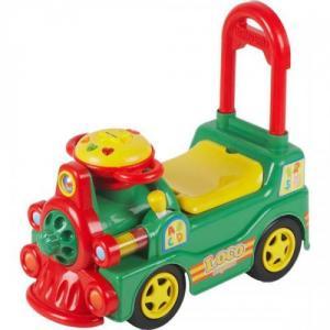 Locomotiva pentru copii Loco Verde Baby Mix BM888V B330759