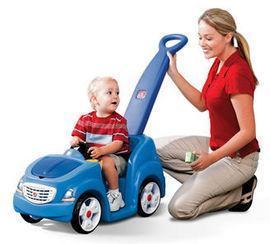 Vehicul Whisper Ride Buggy Albastru Step 2 SP707900 B330392