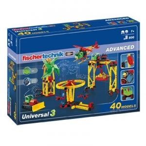 Fischertechnik Set Constructie 40 modele Universal 3 FISCHERTECHNIK FT511931 B3906758