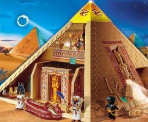 Piramida Egyptians Playmobil PM4240