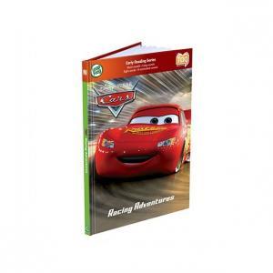 Carte interactiva LeapReader - Cars, Aventuri pe roti  LeapFrog LEAP21207  B3907957
