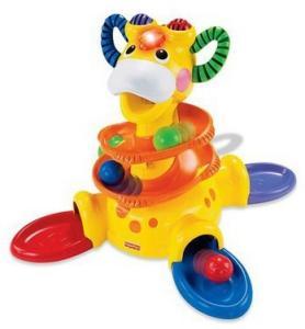 Centru activitati Go Baby Go! Sit-to-Stand Giraffe Fisher Price K8844 B3901595