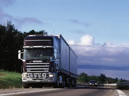 Transport marfa in olanda