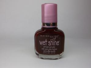 Oja Maybelline Wet Shine - Succulent