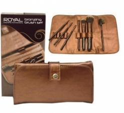 Set pensule profesionale Royal Bronzing Brush Set