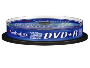 Dvd+r 16x 4.7gb