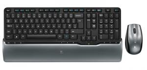 Kit tastatura + mouse LOGITECH Cordless Desktop Wireless S520