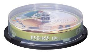 Dvd+rw 4x 4.7gb 10buc