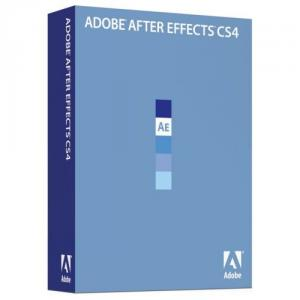 Adobe AFTER EFFECTS CS4 E - Vers. 9, upgrade, DVD, MAC, retail (65010976)