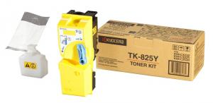Toner tk 825y yellow