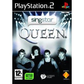Singstar queen ps2