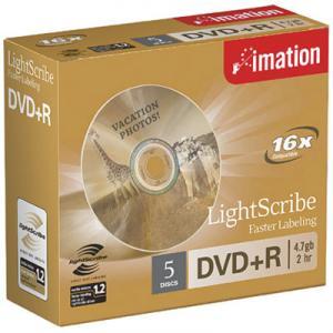 Dvd+r 16x 4.7gb lightscribe