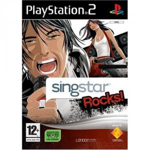 Singstar rocks! (ps2)