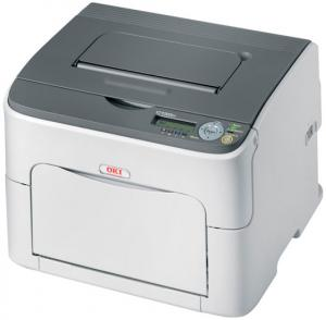 Imprimanta laser color oki c130n
