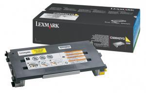 Toner lexmark 0c500h2yg 0c500h2yg