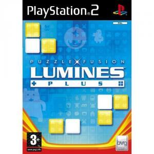 Lumines Plus PS2