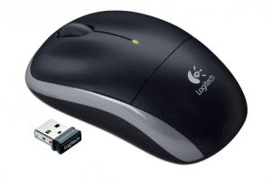 Mouse logitech wireless m195