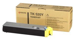 Toner tk 520y