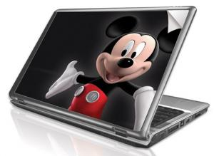 "Laptop skin ""mickey"" disney"