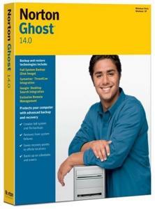 Norton Ghost v14.0, Box, CD, Symantec (13567392)
