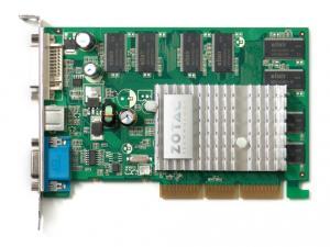 Nvidia fx5200 256mb
