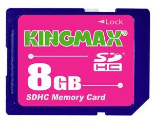 Secure digital 8gb sdhc