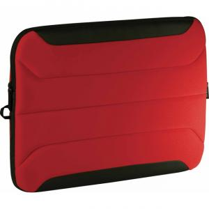 "Geanta notebook 15.6"" Zamba, neoprene, red, TSS18304EU, Targus"