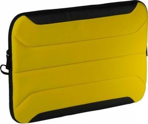 "Geanta notebook 15.6"" Zamba, neoprene, yellow, TSS18302EU, Targus"