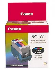 Cartus canon bc 61