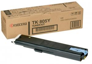 Toner tk 805y yellow