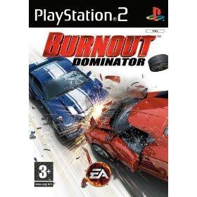Burnout Dominator PS2