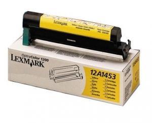 Toner lexmark 0012a1451 magenta