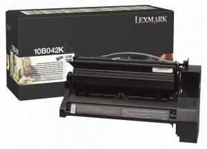 Toner lexmark 0010b042k negru