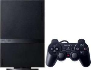 Consola SONY PlayStation 2 Black