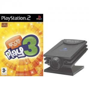 EyeToy Play 3 cu PS2 Camera