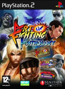 Art of fighting anthology (ps2)