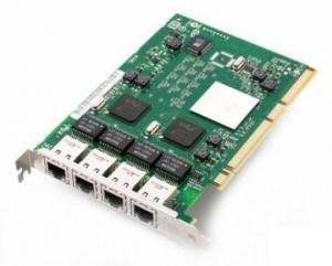 Placa de retea gigabit quad