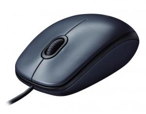 Mouse logitech m100 negru