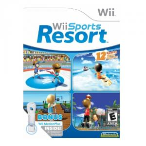 Nintendo sports resort wii