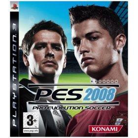 Pro evolution soccer 2008 ps3