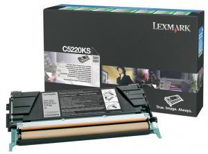 Toner lexmark 00c5220ks negru