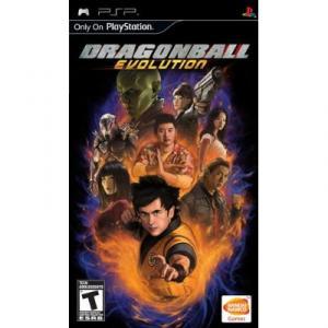 Dragonball Evolution PSP